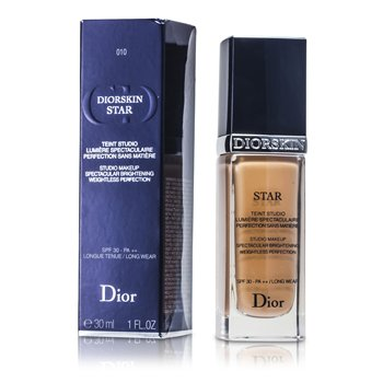Christian Dior Kem Trang Điểm Diorskin Star Studio SPF30 - # 10 Ivory  30ml/1oz