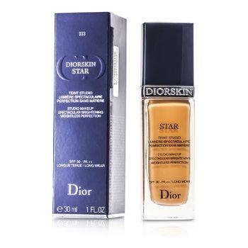 Christian Dior Diorskin Star Studio Makyaj SPF30 - # 33 Kay�s� Bej  30ml/1oz