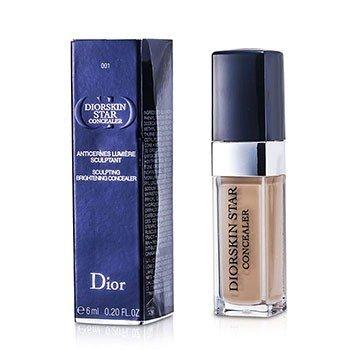 Christian Dior Diorskin Star ������������ ����������� ��������� - # 001 �������� �����  6ml/0.2oz