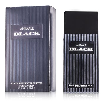 Black Eau De Toilette Spray Animale Black Eau De Toilette Spray 50ml/1.7oz