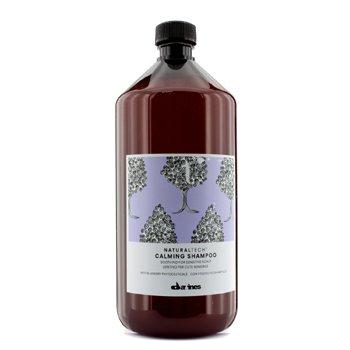 DavinesNatural Tech Calming Shampoo - For Sensitive Scalp (Damaged Label) 1000ml/33.8oz