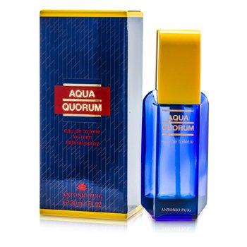 Puig Aqua Quorum Eau De Toilette Spray 30ml/1oz