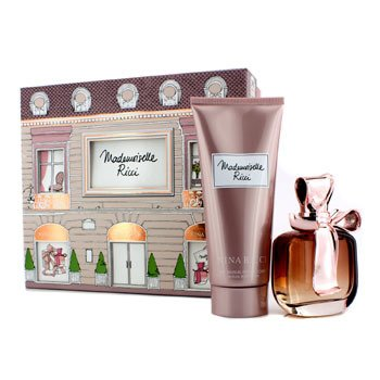 Nina RicciMademoiselle Ricci Coffret: Eau De Parfum Spray 80ml/2.7oz + Loci�n Corporal 200ml/6.8oz 2pcs