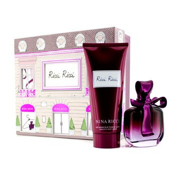 Nina RicciRicci Ricci Coffret: Eau De Parfum Spray 80ml/2.7oz + Body Lotion 200ml/6.8oz 2pcs