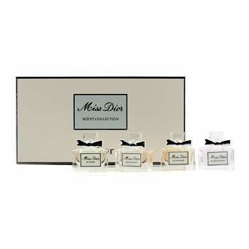 Christian DiorMiss Dior Scent Collection Coffret: EDP, EDT, Eau Fraiche EDT, Blooming Bouquet EDT 4x5ml/0.17oz