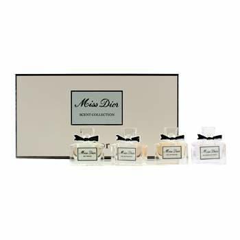 Christian DiorMiss Dior Scent Collection Coffret: EDP, EDT, Eau Fraiche EDT, Blooming Bouquet EDT 4x5ml/0.17oz