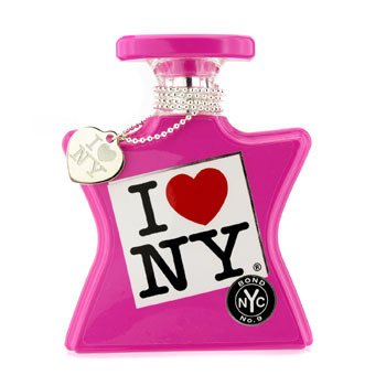 Bond No. 9I Love New York For Her Eau De Parfum Spray (Limited Ediotion/ with Silver Necklace) 100ml/3.4oz