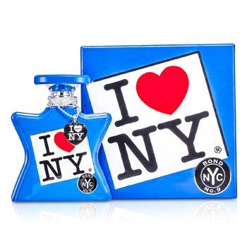 Bond No. 9I Love New York For Him Eau De Parfum Spray (Edici�n Limitada/Con Collar Plateado) 100ml/3.4oz
