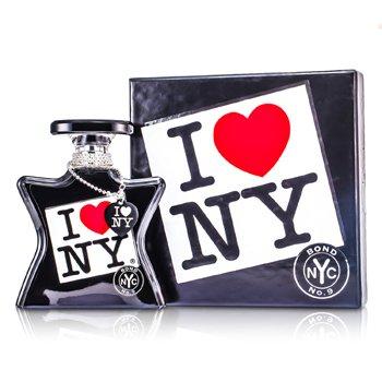 Bond No. 9I Love New York For All Eau De Parfum Spray (Edici�n Limitada/Con Collar Negro) 100ml/3.4oz