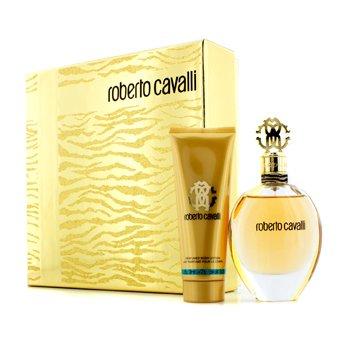 Roberto CavalliRoberto Cavalli (New) Coffret: Eau De Parfum Spray 75ml/2.5oz + Loci�n Corporal 75ml/2.5oz 2pcs