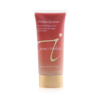 Jane IredaleGolden Shimmer (For Face & Body) 50ml/1.7oz