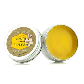 Crabtree & EvelynEnglish Honey & Peach Blossom All Purpose Balm 14g/0.49oz