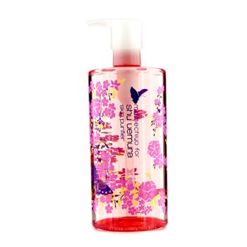 Shu UemuraFresh Aceite Limpiador Suave Aclarante de Poros (Edici�n Limitada Mamechiyo) 450ml/15.2oz