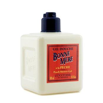 L'OccitaneBonne Mere Peach Shower Gel 300ml/10.1oz