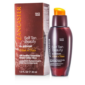 LancasterSelf Tanning Concentrate For Face (A Week in Ibiza) 377425 30ml/1oz