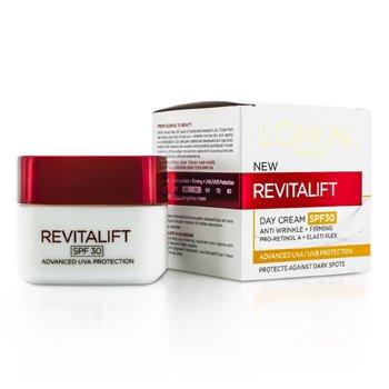 L'OrealRevitalift Day SPF 30 (Anti Wrinkle + Firming) 50ml/1.7oz