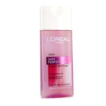 L'Oreal Skin Perfection Velvety-Soft Toner 200ml/6.76oz