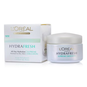 L'Oreal Hydrafresh ������� ����������� �������� 50ml/1.7oz