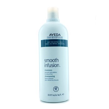 AvedaSmooth Infusion Shampoo (New Packaging - Salon Product) 1000ml/33.8oz