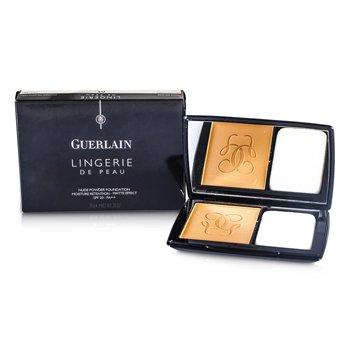 Guerlain Lingerie De Peau Nude Powder Foundation SPF 20 – # 05 Beige Fonce 10g/0.35oz
