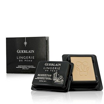 Guerlain Lingerie De Peau Nude Powder Foundation SPF 20 Refill – # 03 Beige Naturel 10g/0.35oz