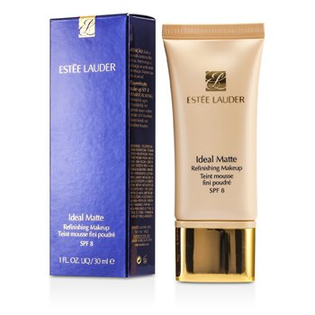 Estee Lauder Ideal Matte Refinishing Maquillaje SPF8 - #02 Pale Almond  30ml/1oz