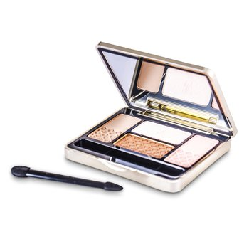 Guerlain Ecrin 4 Couleurs Long Lasting Eyeshadow – #15 Les Sables 7.2g/0.25oz