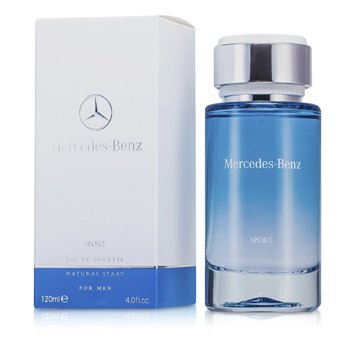 Mercedes-Benz Sport Eau De Toilette Spray 120ml/4oz