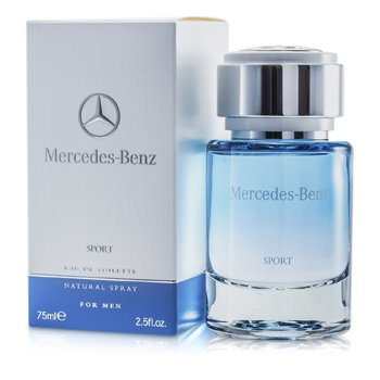 Mercedes-Benz Sport Eau De Toilette Spray 75ml/2.5oz