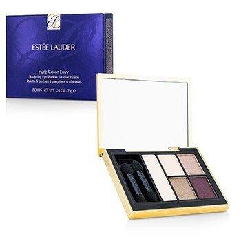 Estee Lauder Pure Color Envy Sculpting Eyeshadow 5 Color Palette – 06 Currant Desire 7g/0.24oz
