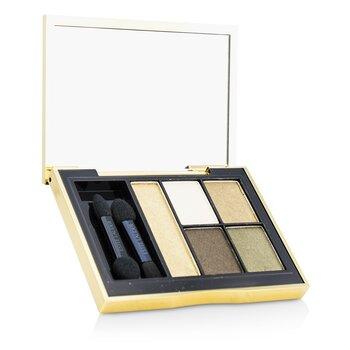 Estee Lauder Pure Color Envy Sculpting Eyeshadow 5 Color Palette – 09 Fierce Safari 7g/0.24oz