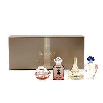 GuerlainLa Collection Du Parfumeur Miniature Coffret: Idylle, Insolence, La Petite Robe Noire, Shalimar Parfum Initial 4x5ml/0.16oz