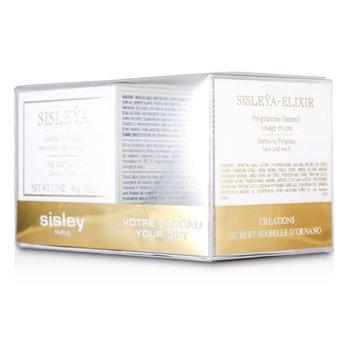 SisleySisleya Anti-Aging Intensive Programa de Rostro & Cuello: 1xCrema Anti Envejecimiento Global 50ml, 2xSisleya-Elixir Programa Intensivo 5ml 3pcs