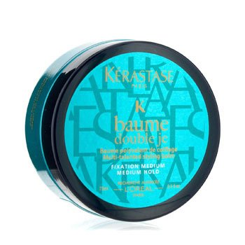 KerastaseStyling Baume Double Je Multi-Talented Styling Balm (Medium Hold) 75ml/2.5oz