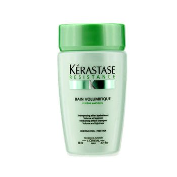 KerastaseResistance Bain Volumifique Thickening Effect Shampoo (For Fine Hair) 80ml/2.71oz