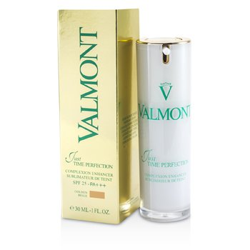 ValmontJust Time Perfection Impulsador de Cutis SPF 25 - # Golden Beige 30ml/1oz