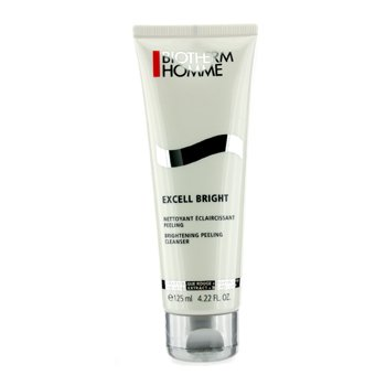 BiothermHomme Excell Bright Brightening Peeling Cleanser 125ml/4.22oz