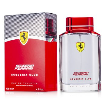 Ferrari Ferrari Scuderia Club Eau De Toilette Spray  125ml/4.2oz