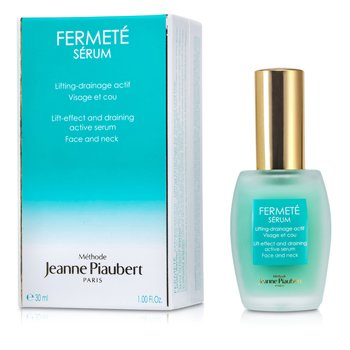 Methode Jeanne PiaubertFermete - Lift-Effect And Draining Active Serum (Face & Neck) 30ml/1oz