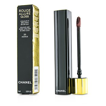 Chanel Rouge Allure Gloss - # 20 Audace  6ml/0.2oz