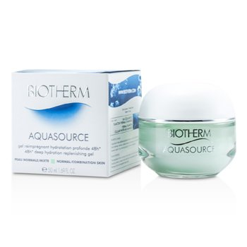 BiothermAquasource Gel Reponedor Hidrataci�n Profunda de 48H (Piel Normal/Mixta) 50ml/1.69oz