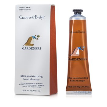 Crabtree & Evelyn Gardeners Ultra-Moisturising Hand Therapy  50g/1.8oz