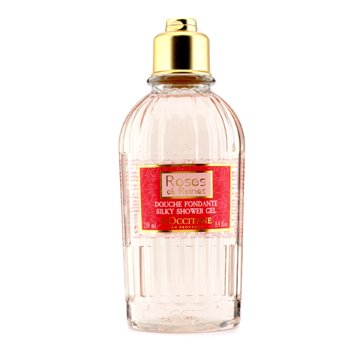 L`Occitane Roses Et Reines Silky Shower Gel 250ml/8.4oz