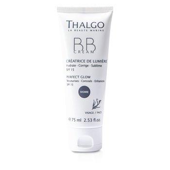 Thalgo BB Cream Perfect Glow SPF 15 - Ivory (Salon Size)  75ml/2.53oz
