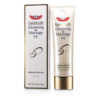 Dr. Ci:LaboEnrich-Lift Cleansing & Massage EX Removedor de Maquillaje 120g/4.23oz