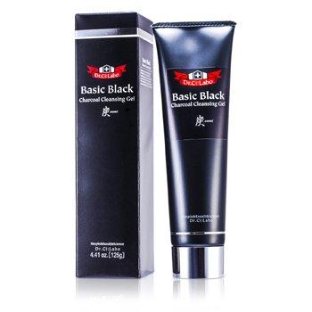 Dr. Ci:Labo Basic Black Charcoal Cleansing Gel (Make Up Remover)  125g/4.41oz