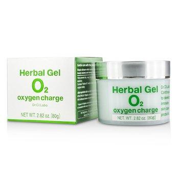 Dr. Ci:LaboHerbal Gel O2 Oxygen Charge 80g/2.82oz