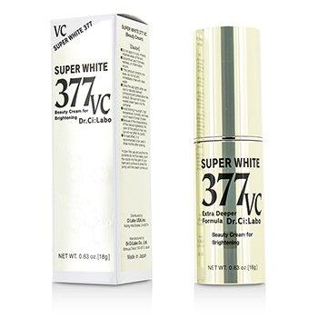 Dr. Ci:LaboSuper White 377 Ultra Crema de Belleza 18g/0.63oz