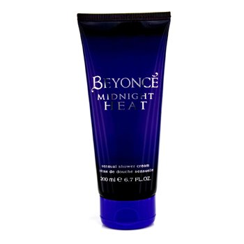 BeyonceMidnight Heat Shower Cream 200ml/6.76oz