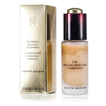 Kevyn Aucoin The Sensual Skin Fluid Foundation - # SF05  20ml/0.68oz